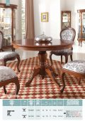 Collections Panamar Dining Room 161.090.P, 161.115.P