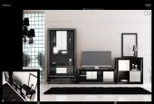 Brands Serik  Wall Unit Collection, Spain SERIK 09