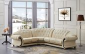 Living Room Furniture Sectionals Apolo Sectional Ivory